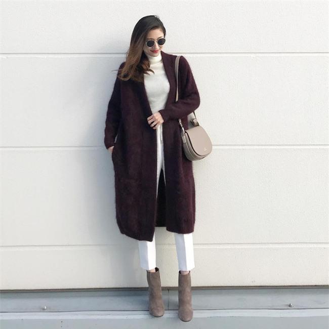 Trời lạnh thế này, thiếu gì thì thiếu chứ không thể thiếu áo len cổ lọ - Ảnh 7.