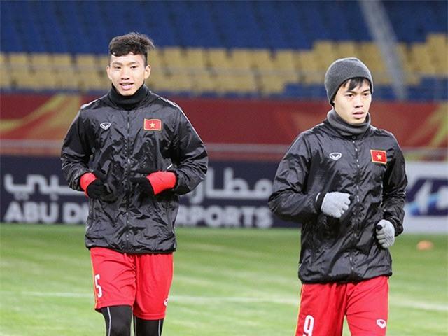 U23 Việt Nam - U23 Hàn Quốc: Thắp lửa giữa trời 0 độ - Ảnh 3.