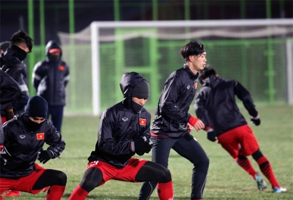 U23 Việt Nam - U23 Hàn Quốc: Thắp lửa giữa trời 0 độ - Ảnh 4.
