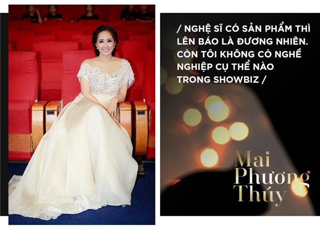 Mai Phuong Thuy: 'Nua doi la hoa hau roi, toi chi mo song binh thuong' hinh anh 5