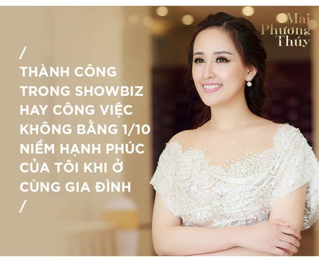 Mai Phuong Thuy: 'Nua doi la hoa hau roi, toi chi mo song binh thuong' hinh anh 11