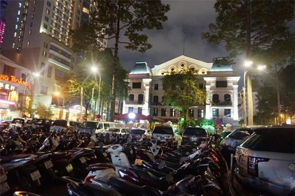 Đoàn Ngọc Hải,quận 1,dẹp vỉa hè,Sài Gòn