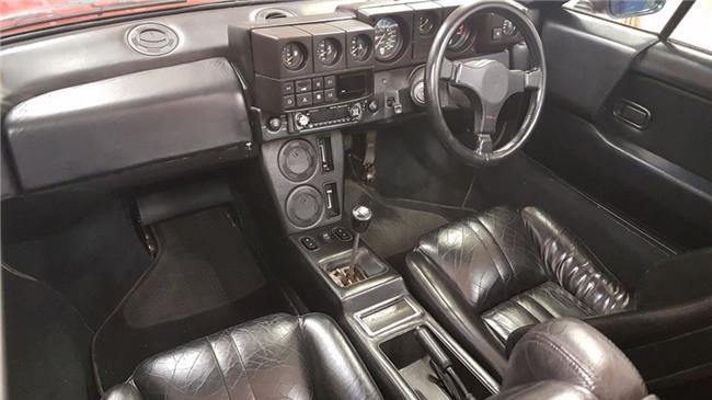 Sieu xe co hang hiem Lamborghini Jalpa gia 100.000 USD hinh anh 3