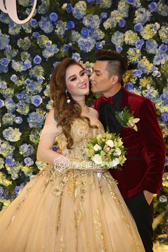 Lâm Khánh Chi, cưới Lâm Khánh Chi, lễ cưới Lâm Khánh Chi