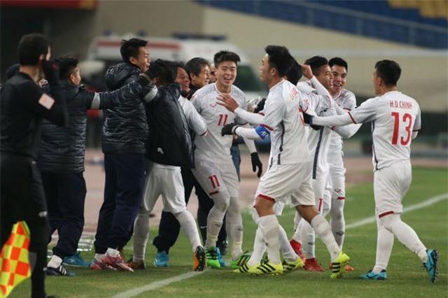 U23 Việt Nam có trận đấu đáng khen ngợi trước U23 Hàn Quốc