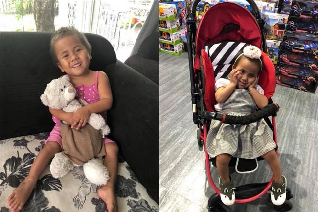 Vợ chồng ở Sài Gòn hoãn mua ô tô, vượt nghìn km đến Mường Lát nhận nuôi bé gái liệt 2 chân không manh áo giữa mùa đông - Ảnh 7.