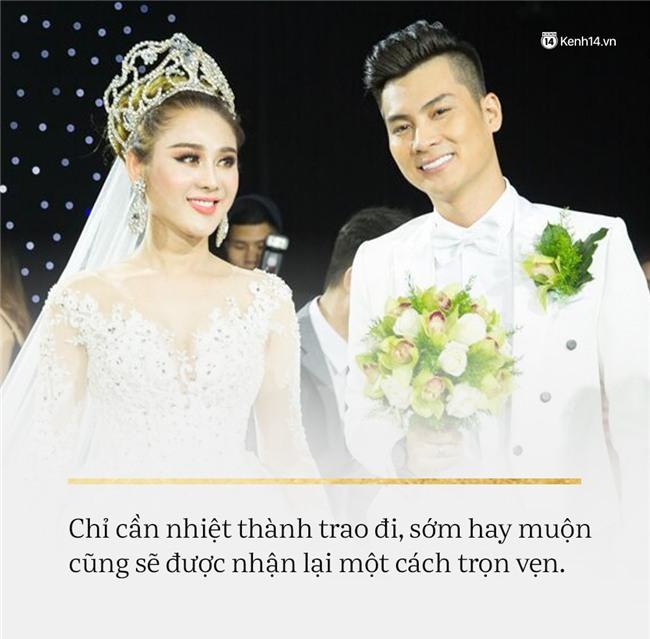 Công chúa Lâm Khánh Chi tìm thấy hoàng tử sau 2 lần cưới hụt: Cứ yêu nhiệt thành thì sẽ được nhận lại một cách trọn vẹn - Ảnh 6.