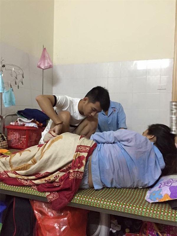 Chuyện chồng thuê giường gấp cho vợ mới đẻ nằm, ép nhường giường bệnh viện cho bà nội ngủ cùng cháu khiến chị em dậy sóng - Ảnh 4.