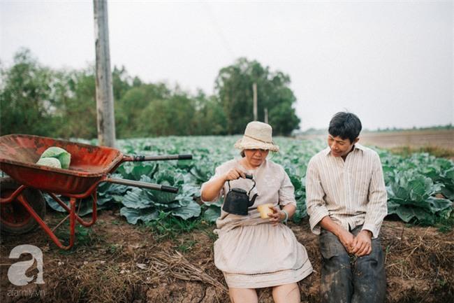 Ra mà xem cặp bố mẹ yêu thương nhau giữa mùa bắp cải hot nhất MXH - 25 năm sống dưới túp lều tranh giận nhau đúng 1 lần - Ảnh 14.