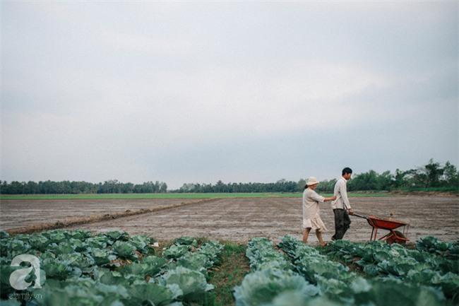 Ra mà xem cặp bố mẹ yêu thương nhau giữa mùa bắp cải hot nhất MXH - 25 năm sống dưới túp lều tranh giận nhau đúng 1 lần - Ảnh 16.
