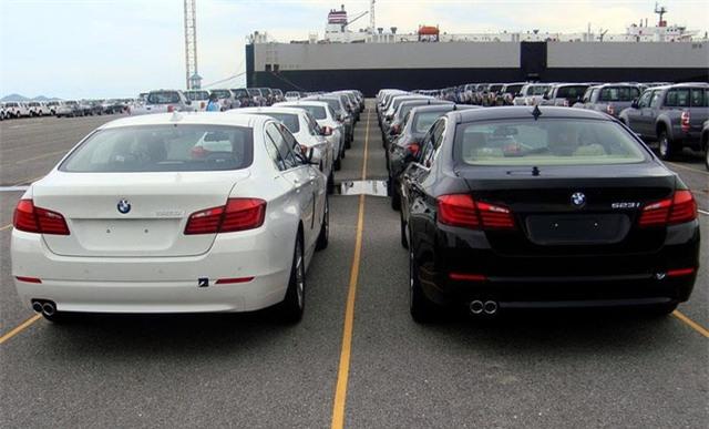 Những chiếc BMW cũ của Euro Auto sẽ được xuất ngược về Đức