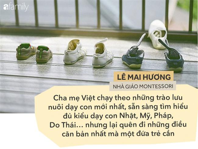 Những điều quan trọng nhất với mọi đứa trẻ nhưng ít cha mẹ Việt làm được - Ảnh 1.