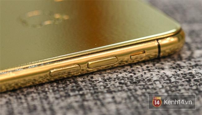 Đây là một chiếc iPhone X mạ vàng tại Việt Nam, đằng sau vẻ đẹp là sự đánh đổi - Ảnh 7.
