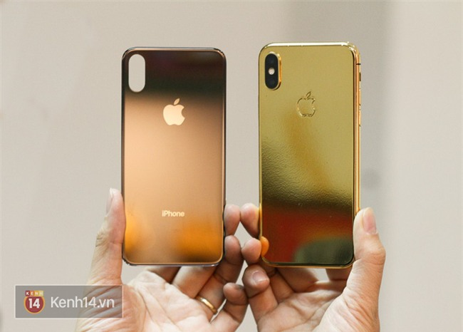 Đây là một chiếc iPhone X mạ vàng tại Việt Nam, đằng sau vẻ đẹp là sự đánh đổi - Ảnh 9.
