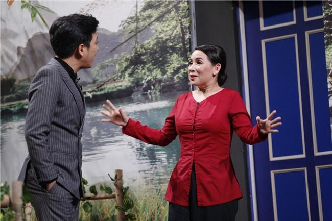 Chứng tỏ đẳng cấp mẹ chồng, Phi Nhung mắng con dâu chem chẻm tại Ơn giời-1
