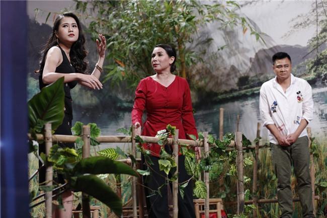 Chứng tỏ đẳng cấp mẹ chồng, Phi Nhung mắng con dâu chem chẻm tại Ơn giời-2