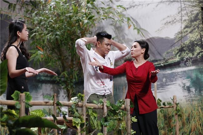 Chứng tỏ đẳng cấp mẹ chồng, Phi Nhung mắng con dâu chem chẻm tại Ơn giời-3