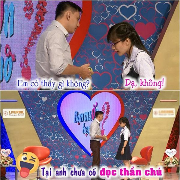 co gai duoc trai dep bmhh bam nut ke chuyen sau chuong trinh bi... doi hon, qua dem - 1