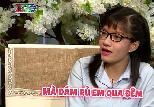 co gai duoc trai dep bmhh bam nut ke chuyen sau chuong trinh bi... doi hon, qua dem - 2