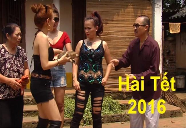 "my nhan cu dong phim hai la mac ho khien khan gia ""boi thuc"" hinh anh 13"
