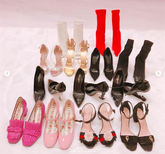 Angela Phương Trinh liệu có biết mình vừa sắm đôi giày giống cả Ngọc Trinh lẫn Kỳ Duyên - Ảnh 5.