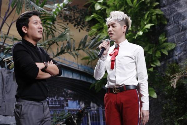 Đức Phúc nói gì sau khi khiến Trường Giang đổ mồ hôi, Hoài Linh phấn khích ở show thực tế?