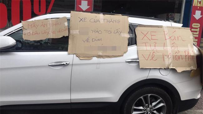 Chọn chỗ đỗ ô tô kiểu trêu ngươi, chủ xe nhận hình phạt nhìn qua cũng thấy ngán ngẩm - Ảnh 1.