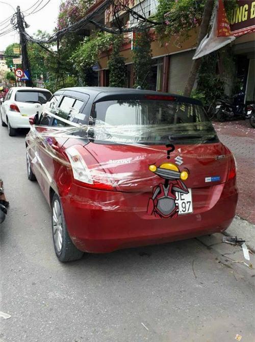 Chọn chỗ đỗ ô tô kiểu trêu ngươi, chủ xe nhận hình phạt nhìn qua cũng thấy ngán ngẩm - Ảnh 10.