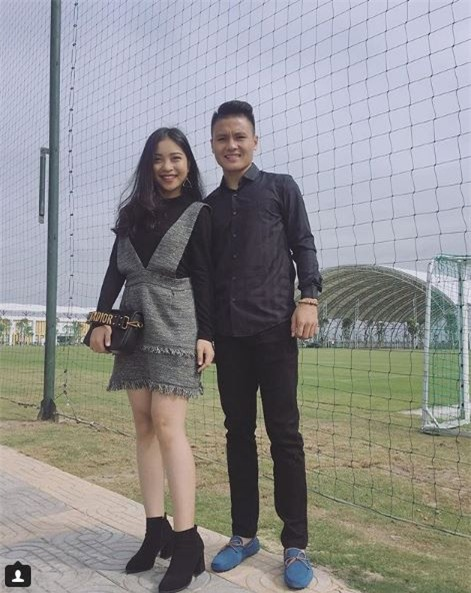 Quang Hải đăng ảnh nhớ người yêu 1 ngày trước khi ghi bàn thắng lịch sử - Ảnh 1.
