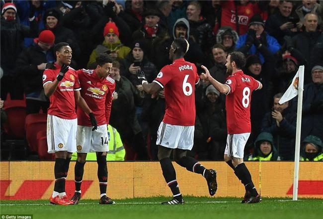 Man Utd thắng 3 sao, rút ngắn cách biệt với Man City xuống 12 điểm - Ảnh 10.