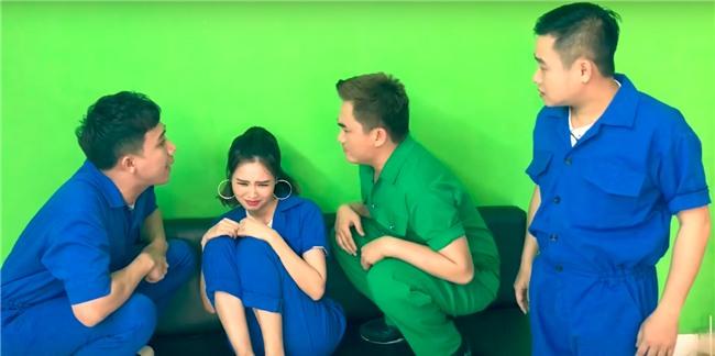 Trấn Thành mắng Lan Ngọc té tát trong bản parody Người lạ ơi!-1