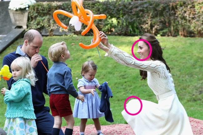 Cách vợ chồng Hoàng tử William thể hiện tình yêu và che chở con được các chuyên gia hết lời khen - Ảnh 2.