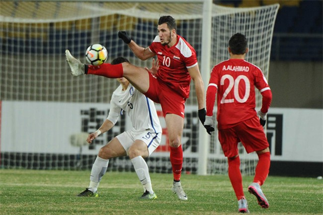 Syria co the la thach thuc lon nhat cua U23 Viet Nam hinh anh 1