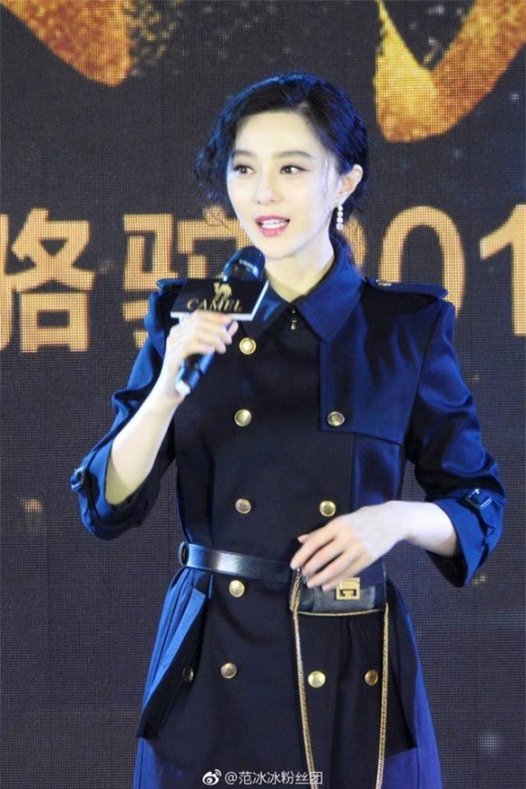 Chỉ vì kiểu tóc mới mà Phạm Băng Băng từ mỹ nhân Trung Hoa thành ra ajuma Hàn Quốc - Ảnh 4.