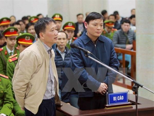 Đinh La Thăng,Trịnh Xuân Thanh,xét xử Đinh La Thăng,vụ án Trịnh Xuân Thanh,Tham nhũng,tham ô,PVC,nhiệt điện Thái Bình 2