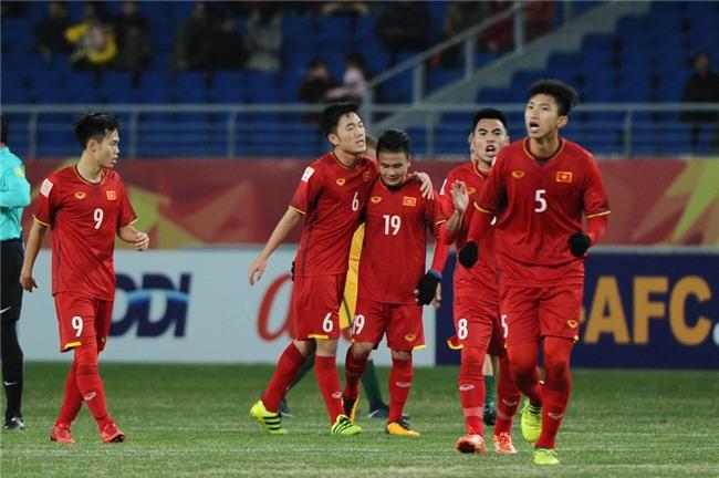 18h30, U23 Việt Nam - U23 Syria: Kỳ tích của những chiến binh Rồng Vàng - Ảnh 1.