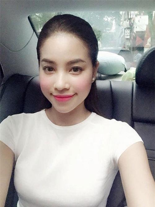 day chinh la cach giup pham huong co duoc 3 vong quyen ru va lan da cang bong - 4
