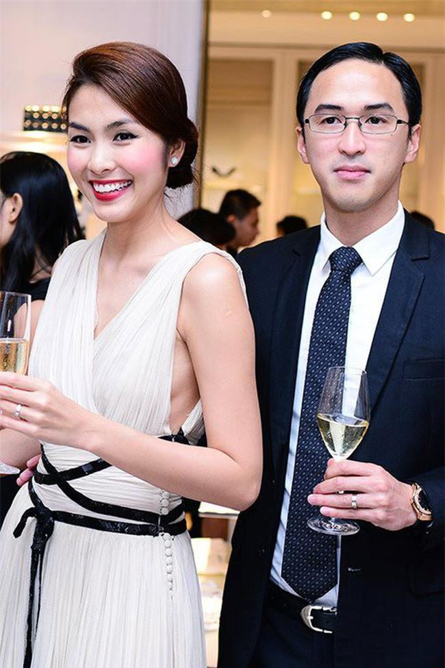 Tăng Thanh Hà đăng ảnh tình tứ bên Louis Nguyễn, gửi lời chúc mừng sinh nhật ngọt ngào đến ông xã - Ảnh 2.