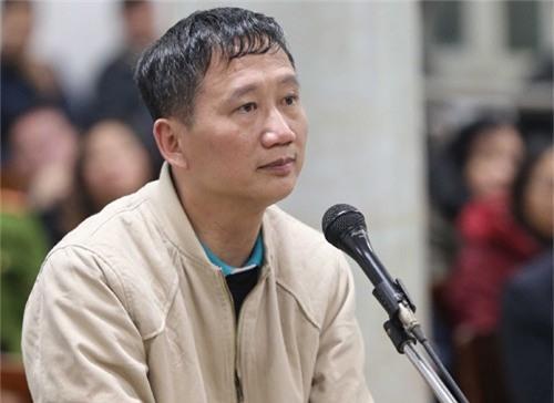 Trịnh Xuân Thanh,xét xử Trịnh Xuân Thanh,Đinh La Thăng,xét xử Đinh La Thăng