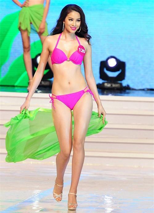 10 năm Việt Nam chỉ tìm được 3 Hoa hậu Hoàn vũ, ai mới là người được lòng công chúng nhất khi vừa đăng quang? - Ảnh 10.