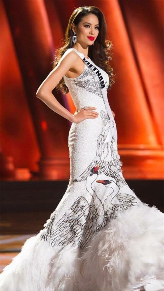 10 năm Việt Nam chỉ tìm được 3 Hoa hậu Hoàn vũ, ai mới là người được lòng công chúng nhất khi vừa đăng quang? - Ảnh 12.