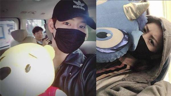 Sau tin đồn hẹn hò, Chi Pu bị bắt gặp xuất hiện cùng mỹ nam Hàn Quốc Jin Ju Hyung? - Ảnh 5.