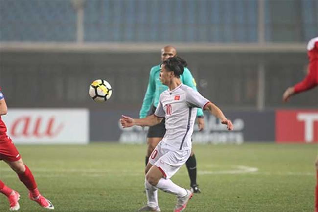 U23 Việt Nam - U23 Syria: Lăn xả chiến đấu, nghẹn ngào lịch sử sang trang - 1