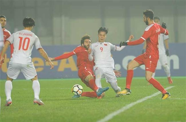 U23 Việt Nam - U23 Syria: Lăn xả chiến đấu, nghẹn ngào lịch sử sang trang - 2