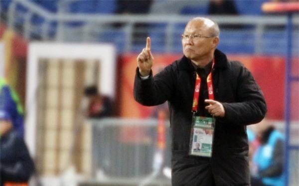 HLV Park Hang Seo nói gì sau cơn địa chấn châu Á của U23 Việt Nam - Ảnh 2.