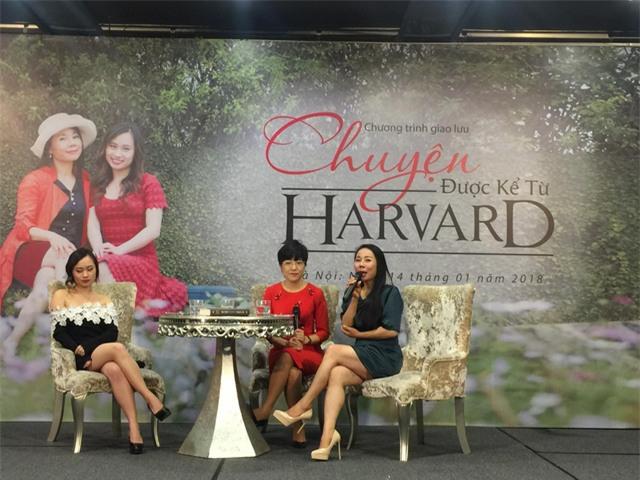 Nhà báo Hồ Thị Hải Âu - mẹ của nữ sinh Việt tại Harvard chia sẻ kinh nghiệm giáo dục, tạo điểm tự cho con vươn xa.