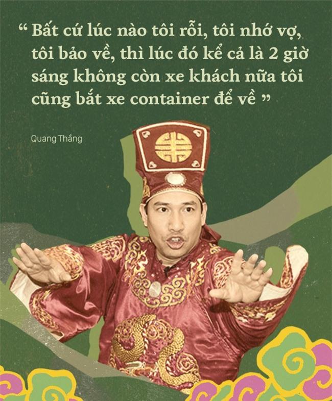 Quang Thắng: Bị coi thường là thằng nhà quê nhoi lên Hà Nội, uất ức muốn từ bỏ Táo quân - Ảnh 14.