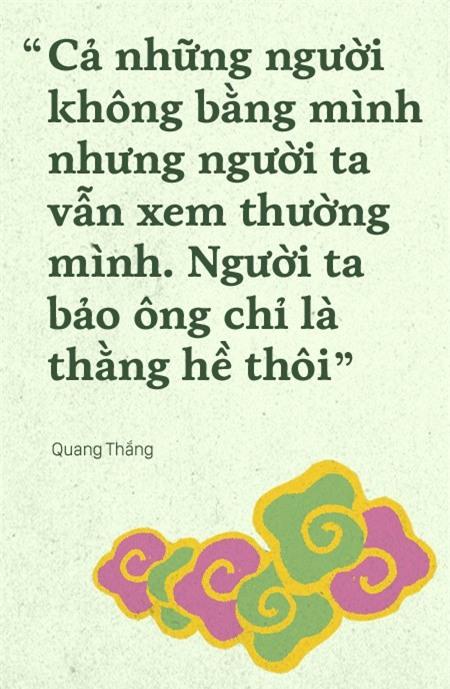 Quang Thắng: Bị coi thường là thằng nhà quê nhoi lên Hà Nội, uất ức muốn từ bỏ Táo quân - Ảnh 7.