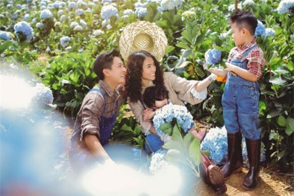 Hải Băng và Thành Đạt, vợ chồng Hải Băng, Thanh Đạt, Hải Băng và con