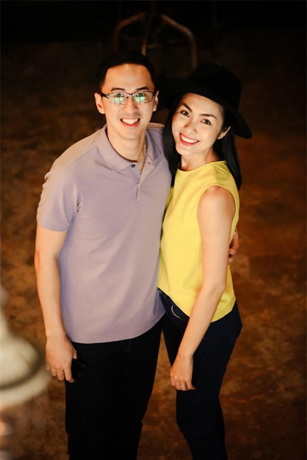 Những khoảnh khắc ngọt ngào của vợ chồng Tăng Thanh Hà khiến triệu cặp tình nhân ngưỡng mộ-1
